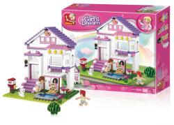 Sluban M38-B0532 Holiday Home