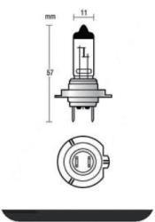 All Ride EA-28563 Autoverlichting H7 55 W