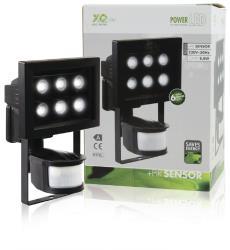 Ranex XQ1010 6 LED buitenlamp met bewegingssensor
