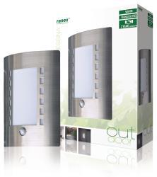 Ranex 5000.086 Muurlamp met bewegingsdetectie E27 IP44