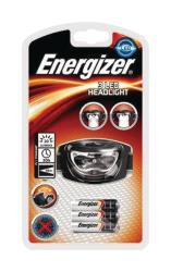 Energizer 632648 - 7638900242294 3 LED headlamp