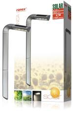 Ranex 5000.383 LED-tuinverlichting op zonne-energie, kunststof