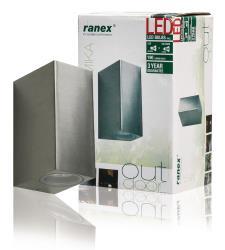 Ranex 5000.465 SMD LED-wandlamp voor buitenshuis