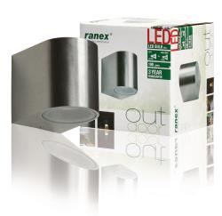 Ranex 5000.466 LED-wandlamp voor buitenshuis