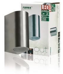 Ranex 5000.467 SMD LED-wandlamp voor buitenshuis