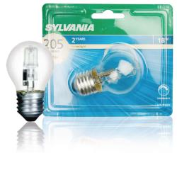 Sylvania 0023725 Klassieke Eco-lamp kogel E27 18 W