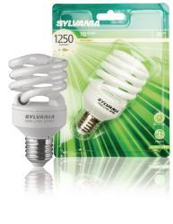 Sylvania 0035206 MLFS spiro spiraal spaarlamp 827 E27 20 W BL1