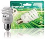 Sylvania 0035211 MLFS spiro spiraal spaarlamp 827 E27 12 W BL1