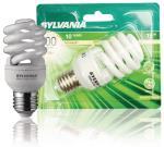 Sylvania 0035214 MLFS spiro spiraal spaarlamp 827 E27 15 W BL1