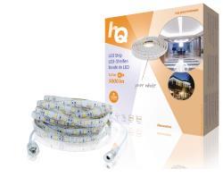 HQ HQLSEASYPWINMN LED-strip eenvoudig te plaatsen puur wit binnen/buiten 5000 lm 5,00 m