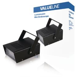Valueline VLSTROBOLED01 LED-stroboscoop