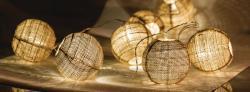 HQ HQLEDSLBALL Lichtslinger bal 10 LED