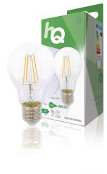 HQ HQLFE27A60002 Retro filament LED-lamp E27 6 watt 806 lumen 2700 kelvin