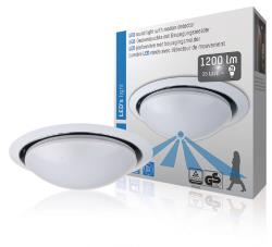 LED's Light 800503 LED plafonnière 15 W 1200 lm 3000K met microwave sensor