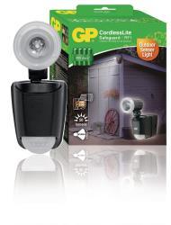 GP 810SAFEGUARD2.1 LED buitenlamp op batterijen met bewegingsmelder