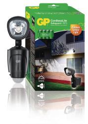GP 810SAFEGUARD3.1 LED buitenlamp op batterijen met bewegingsmelder