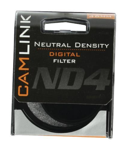 Camlink CL-46ND4 ND4 Filter 46 mm