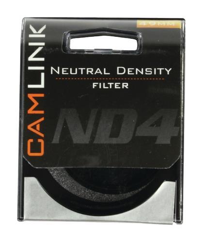 Camlink CL-49ND4 ND4 Filter 49 mm
