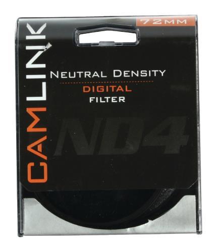 Camlink CL-72ND4 ND4 Filter 72 mm