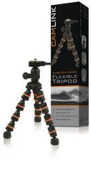 Camlink CL-TP130 Flexibele tripod 5 secties