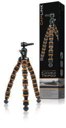 Camlink CL-TP150 Flexibele tripod 9 secties