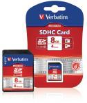 Verbatim 43961 SDHC-kaart 8 GB Class 10