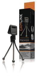 Camlink CL-TPMOB10 Selfie smartphone-statief met rubberen clip
