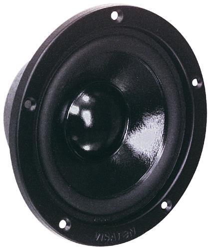 """Visaton 9020 Midrange luidspreker 10 cm (4"""") 4 Ohm"""