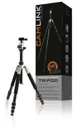 Camlink CL-TPPRO22-SL Professioneel statief zilver lijn Ø 22 mm