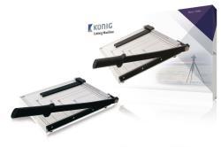 König KN-CM10N Foto- en papiersnijder A4