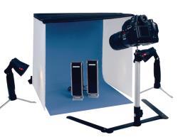König KN-STUDIO12N Opvouwbare fotostudio (60x60 cm)