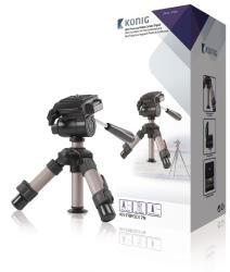 König KN-TRIPOD17N Ministatief voor foto- en videocamera
