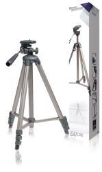König KN-TRIPOD30N Lichtgewicht statief voor foto- en videocamera