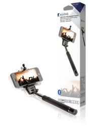 König KN-SMP30 Bluetooth® selfie stick met sluiter