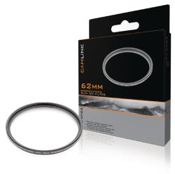 Camlink CL-UV62 Dunne UV-filter 62 mm