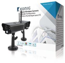 König SAS-TRCAM40 Digitale 2.4 GHz draadloze camera voor SEC-TRANS60