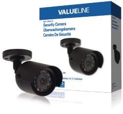 Valueline SVL-CAM110 Beveiligingscamera voor gebruik binnen- en buitenshuis