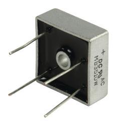 DC Components B1000C35000W Bridge rectifier square wire