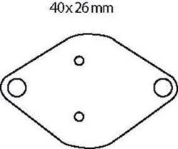Fixapart 2N3773-MBR SI-N 160 V 16 A 150 W 0.2 MHz