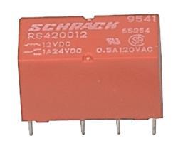 Fixapart REL-20501 Dubbelpolig 5 V 0.5 A 125 VA