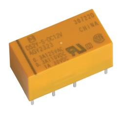 Fixapart REL-21201 Relais dubbelpolig