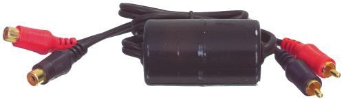 Valueline CAR-NF01 Autoradio aardlusisolator