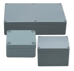 Fixapart G366 ABS behuizing 82 x 80 x 55 mm
