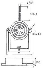 Fixapart BZ-05 Zoemer HPE270S