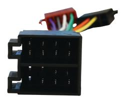 HQ ISO-VOLKSWAGEN Iso kabel voor Volkswagen auto audioapparatuur