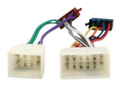 HQ ISO-PEUGEOT Iso kabel voor Peugeot auto audioapparatuur