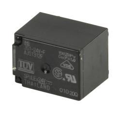 Fixapart REL-124021 Enkelpolig 24 V - 10 A 250 VA
