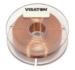 Visaton 4995 SP spoel 0,33 mH / 0.6 mm
