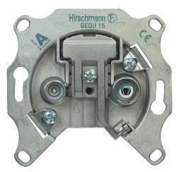 Hirschmann 940107001 CAI rijgdoos 15 dB
