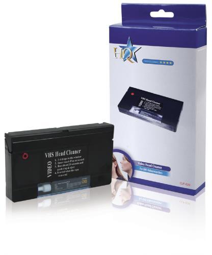 CLP-020 VHS reinigingscassette